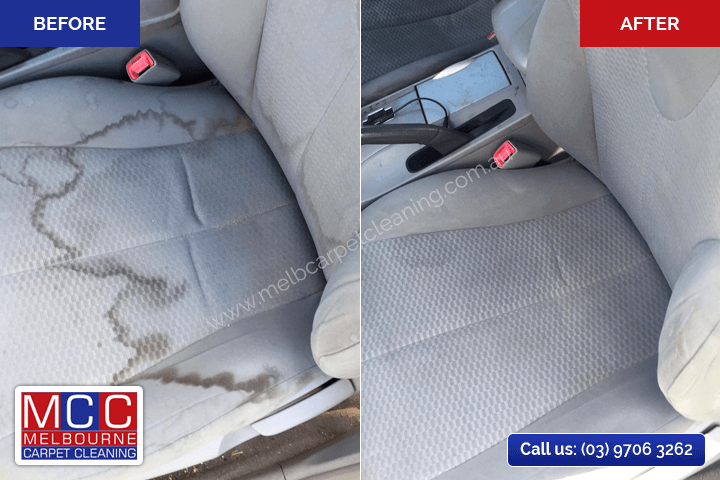 How To Use A Steam Cleaner On Car Seats