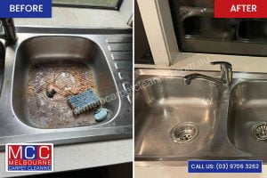 sink cleaning services